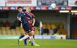 Flynn Downes of Ipswich Town passes the ball - Mandatory by-line: Arron Gent/JMP - 27/10/2019 - FOOTBALL - Roots Hall - Southend-on-Sea, England - Southend United v Ipswich Town - Sky Bet League One