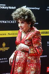 GINA LOLLOBRIGIDA<br /> CONCERT ANDREA BOCELLI'S NIGHT IN VERONA ARENA<br /> VERONA (ITALY) SEPTEMBER 9, 2018<br /> PHOTO BY FILIPPO RUBIN