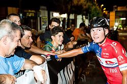 Matej Drinovec of KK Adria Mobil after the Night Criterium - Kranj 2016, on July 30, 2016 in Kranj, Slovenia. Photo by Vid Ponikvar / Sportida