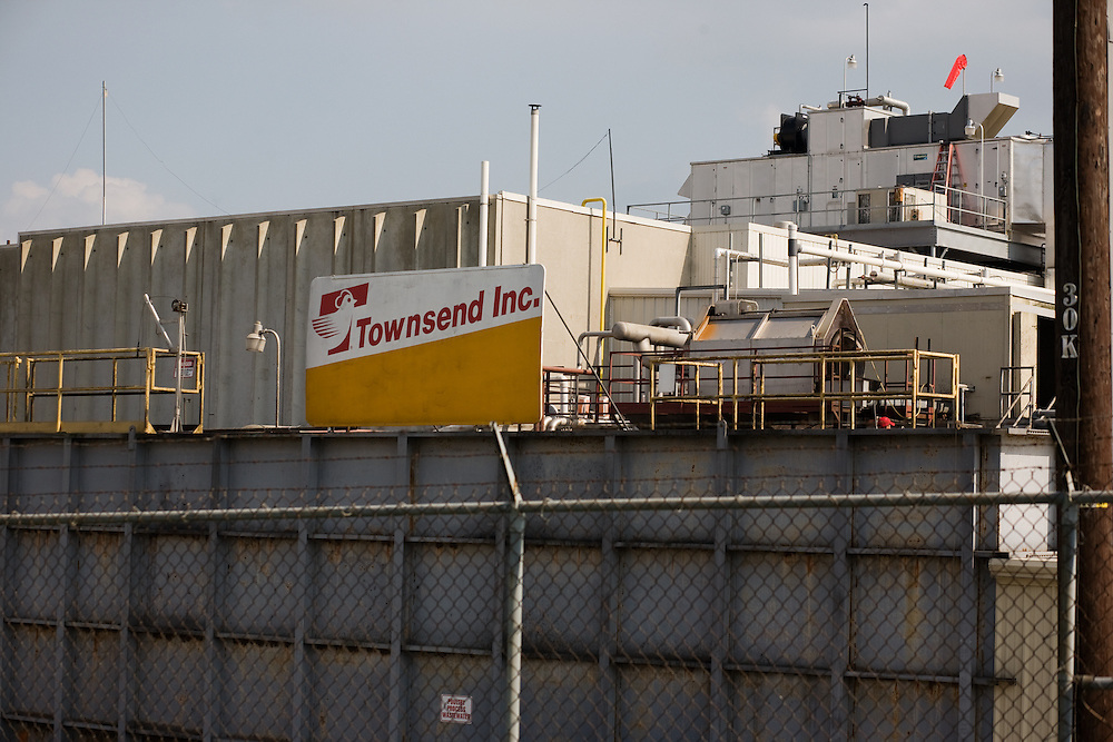 Townsend Chicken Plant, Siler City
