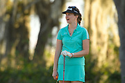 Becca Huffer during the second round of the Symetra Tour's Florida's Natural Charity Classic at the Country Club of Winter Haven on March 11, 2017 in Winter Haven, Florida.<br /> <br /> ©2017 Scott Miller