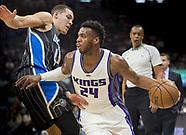 Orlando Magic vs. Sacramento Kings 13 March 2017