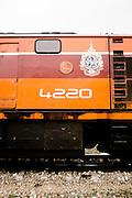 Train enginge, Eastern & Oriental Train