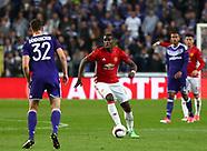 Anderlecht vs Manchester United 13 April 2017