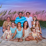 Doyle Family Beach Photos