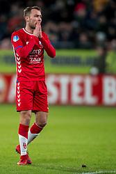 19-01-2018 NED: FC Utrecht - AZ Alkmaar, Utrecht<br /> Sander van der Streek #22 of FC Utrecht