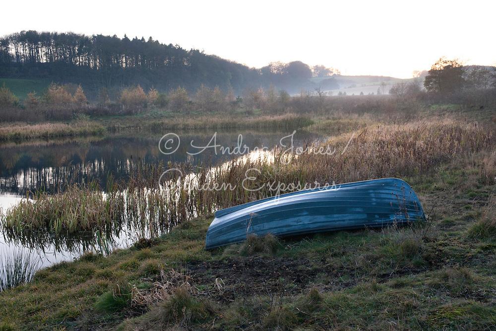 Teasses Loch<br /> Teasses Estate, Ceres, Fife