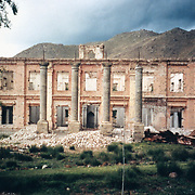 December 2001<br /> The mosque was destroyed during the 1980s.
