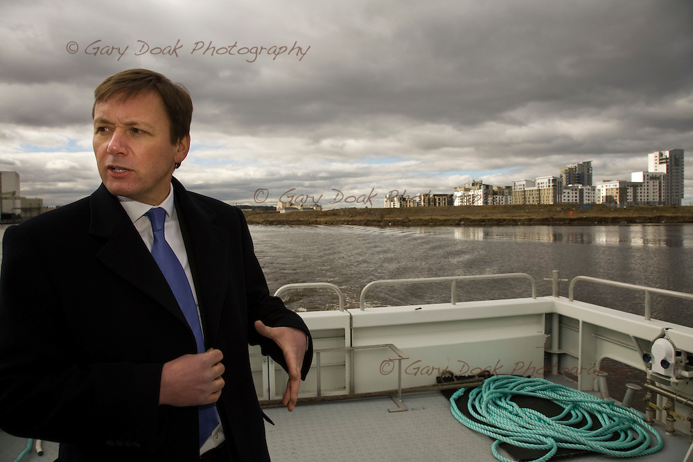 Charles Hammond, Chief executive of Forth Ports