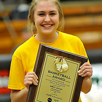 3.20.2012 Emily Julius Lorain County Miss Basketball 2012