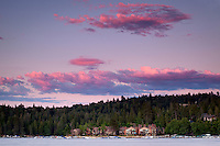 Lake Arrowhead Shoreline Vacation Properties, San Bernardino National Forest, California