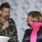 NLD/Amsterdam/20150128 - Boekpresentatie Willeke Alberti, Johnny de Mol, Willeke en Belinda Meuldijk