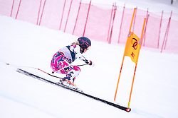 08.02.2019, Aare, SWE, FIS Weltmeisterschaften Ski Alpin, alpine Kombination, Abfahrt, Damen, im Bild Katerina Paulathova (CZE) // Katerina Paulathova of Czech Republic during the downhill competition of Alpine combination of the ladies of FIS Ski World Championships 2019. Aare, Sweden on 2019/02/08. EXPA Pictures © 2019, PhotoCredit: EXPA/ Johann Groder
