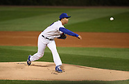 NY Mets v Chicago Cubs - 14 Sept 2017