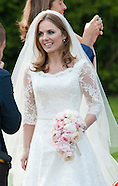 Geri Halliwell & Christian Horner Wedding 2