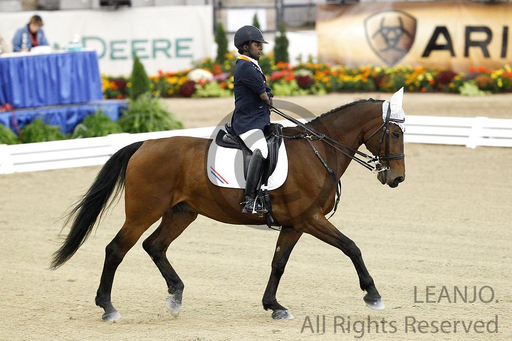 Glasten Krapels - Matador<br /> Alltech FEI World Equestrian Games <br /> Lexington - Kentucky 2010<br /> © DigiShots