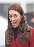 Kate Middleton - Fits Of Laughter