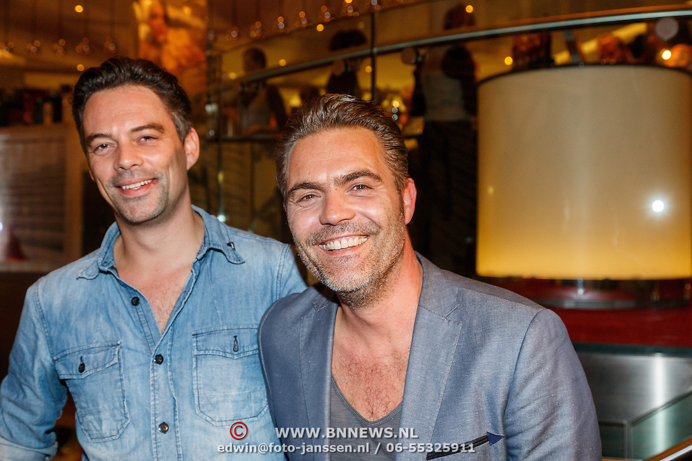NLD/Amsterdam/20151019 - Premiere Fatal Attraction, Mike Starink en ......