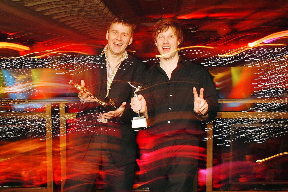 Award winners, Grosvenor House event, London, UK.