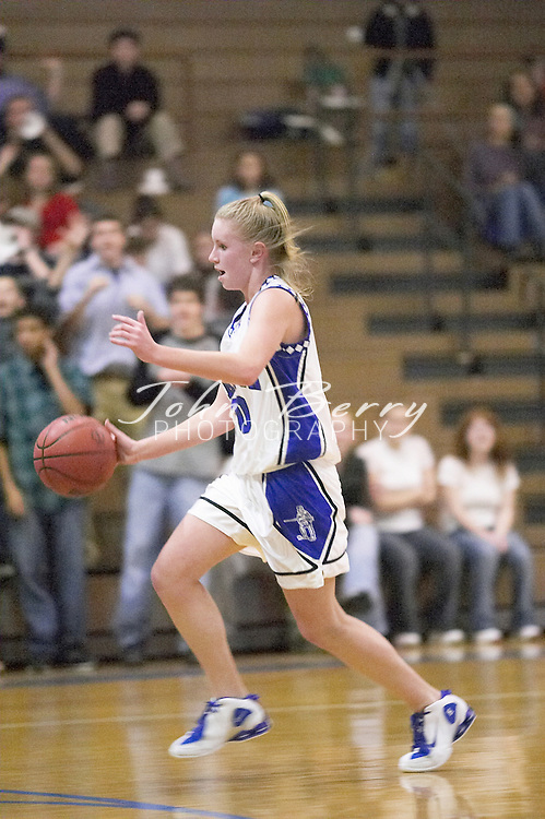 MCHS Varsity Girls Basketball..vs Greene..Second Period..December 7, 2004