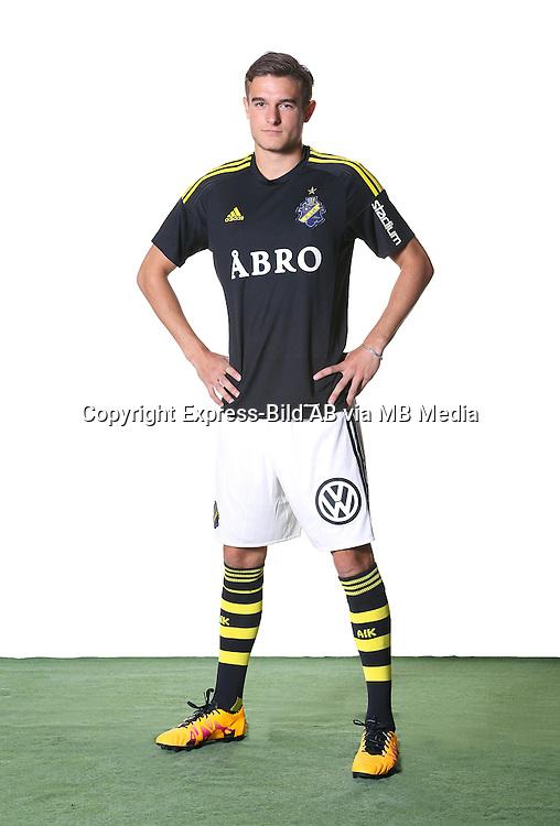 Christos Gravius<br /> Helfigur<br /> @Leverans<br /> Allsvenskan 2016<br /> Fotboll