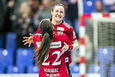 28.03.2018 Slutspil, Team Esbjerg - Nykøbing Falster Håndboldklub 28:23