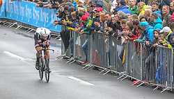 01.07.2017, Duesseldorf, GER, Tour de France, Prolog, im Bild ARNDT Nikias (GER, Team Sunweb) // Nikias Arndt of Germany during te Prolog of the 2017 Tour de France in Duesseldorf, Germany on 2017/07/01. EXPA Pictures © 2017, PhotoCredit: EXPA/ Martin Huber