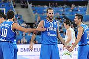 LUBIANA EUROBASKET 2013 12 SETTEMBRE 2013<br /> NAZIONALE ITALIANA MASCHILE<br /> SLOVENIA VS ITALIA<br /> NELLA FOTO: LUIGI DATOME<br /> FOTO CIAMILLO