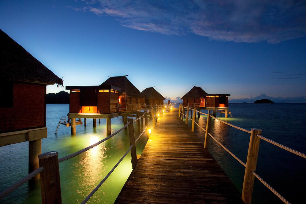 Likuliku Lagoon Resort, Malolo Island, Mamanucas, Fiji