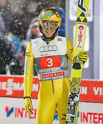 29.12.2014, Schattenbergschanze, Oberstdorf, GER, FIS Ski Sprung Weltcup, 63. Vierschanzentournee, Bewerb, im Bild Noriaki Kasai (JPN) // Noriaki Kasai of Japan// during Competition of 63 rd Four Hills Tournament of FIS Ski Jumping World Cup at Schattenbergschanze, Oberstdorf, GER on 2014/12/29. EXPA Pictures © 2014, PhotoCredit: EXPA/ Peter Rinderer
