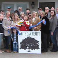 A ribbon cutting ceremony was held for White Oak Realty, located at 63478 Highway 25 in Smithville.