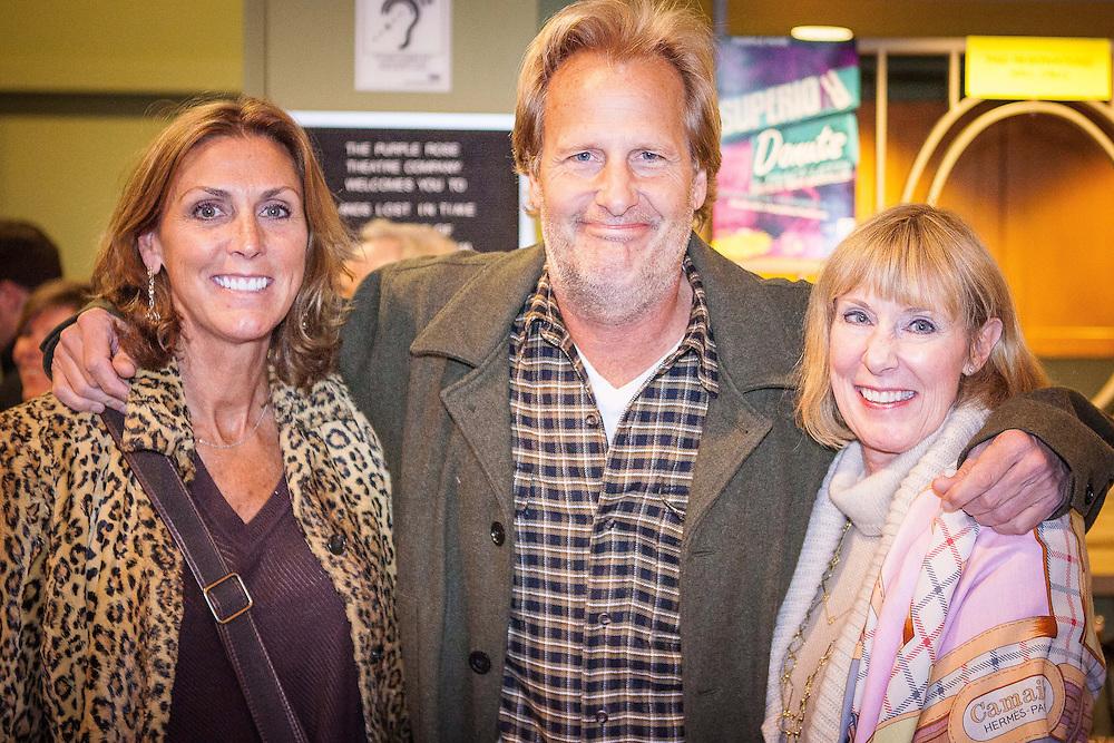 Jeff Daniels at Purple Rose Theatre Film Screening