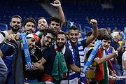DESCRIZIONE : Berlino Eurobasket 2015 Islanda Italia<br /> GIOCATORE : tifosi Italia<br /> CATEGORIA : tifosi pubblico esultanza<br /> SQUADRA : Italia<br /> EVENTO : Eurobasket 2015<br /> GARA : Islanda Italia<br /> DATA : 06/09/2015<br /> SPORT : Pallacanestro<br /> AUTORE : Agenzia Ciamillo&shy;Castoria/M.Longo<br /> Galleria : Eurobasket 2015<br /> Fotonotizia : Berlino Eurobasket 2015 Islanda Italia
