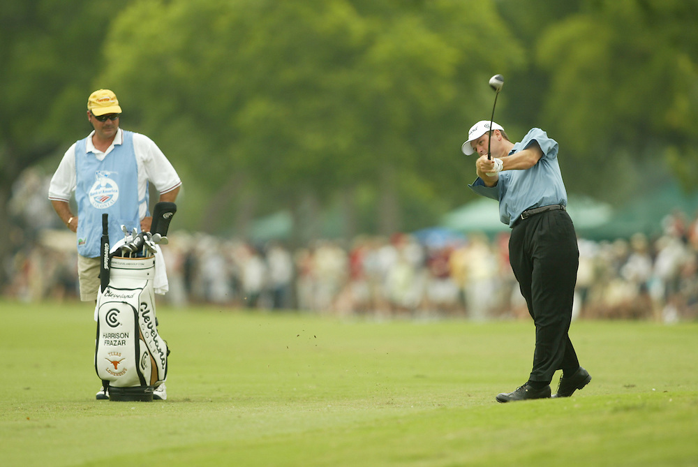 2003 Colonial Invitational..Second Round..Colonial Country Club.Fort Worth, TX..May 23, 2003..Photograph by Darren Carroll
