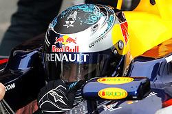 09.03.2011, Circuit de Catalunya, Barcelona, ESP, Formel 1 Test 4 2011,Sebastian Vettel (GER), Red Bull Racing EXPA Pictures © 2011, PhotoCredit: EXPA/ nph/  Poleposition.at ******* only for AUT, SLO *********