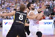 DESCRIZIONE : Berlino Berlin Eurobasket 2015 Group B Italy Germany <br /> GIOCATORE :  Alessandro Gentile<br /> CATEGORIA : Palleggio fallo<br /> SQUADRA :Italy<br /> EVENTO : Eurobasket 2015 Group B <br /> GARA : Italy Germany <br /> DATA : 09/09/2015 <br /> SPORT : Pallacanestro <br /> AUTORE : Agenzia Ciamillo-Castoria/I.Mancini <br /> Galleria : Eurobasket 2015 <br /> Fotonotizia : Berlino Berlin Eurobasket 2015 Group B Italy Germany