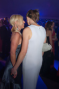TRACY WHITESIDE; REBECCA MILLS , Quorn Hunt Ball, Stanford Hall. Standford on Soar. 25 January 2014