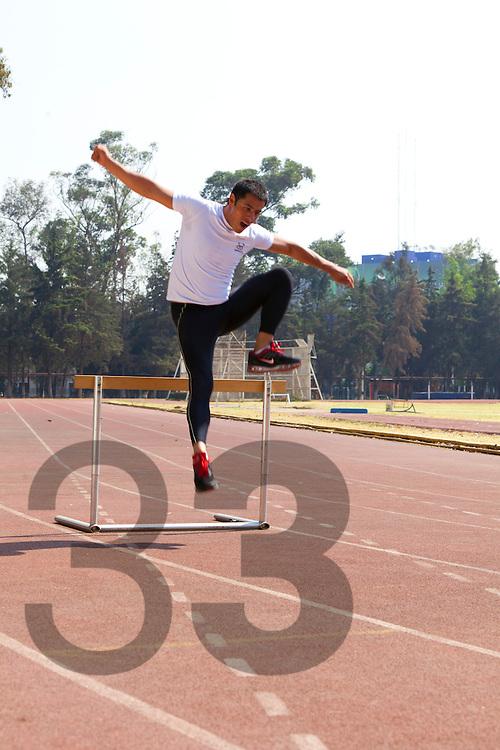 MEXICO, D.F. Informe Anual al Personal. Comite Olimpico Mexicano