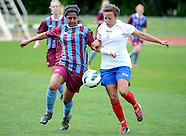 Dunedin-Womens Football, Football South V Auckland Football 20 October 2013