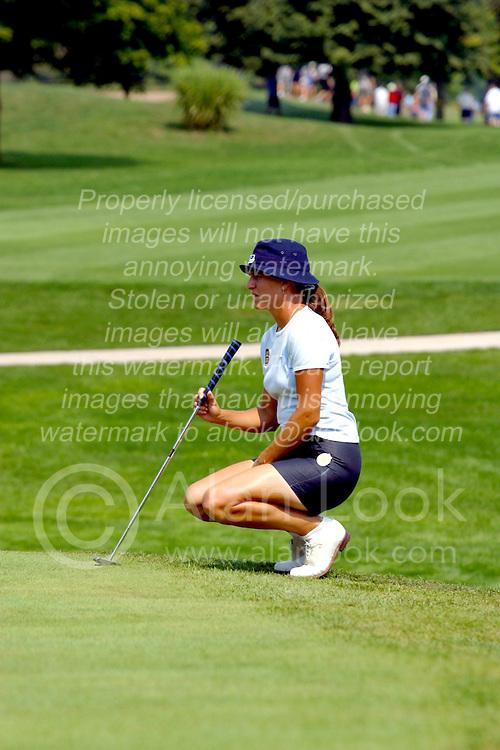 2002 LPGA State Farm Rail Classic. Patricia Meunier-Lebouc