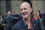 Tim Mcinnerny, Memorial service for Mark Shand.  . St. Paul's Knightsbridge. September 11 2014.