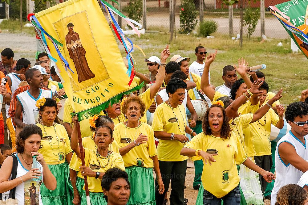 Brasil - Espirito Santo - Vitoria - Congo das Paneleiras - Foto: Gabriel Lordello/ Mosaico Imagem