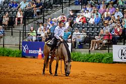 SCHOELLER Robin (GER), Wimpy Kaweah<br /> Tryon - FEI World Equestrian Games™ 2018<br /> Reining Teamwertung und 1.Einzelqualifikation<br /> 12. September 2018<br /> © www.sportfotos-lafrentz.de/Dirk Caremans