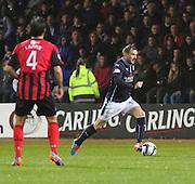 Kevin Thomson -  Dundee v St Johnstone, SPFL Premiership at Dens Park<br /> <br />  - &copy; David Young - www.davidyoungphoto.co.uk - email: davidyoungphoto@gmail.com
