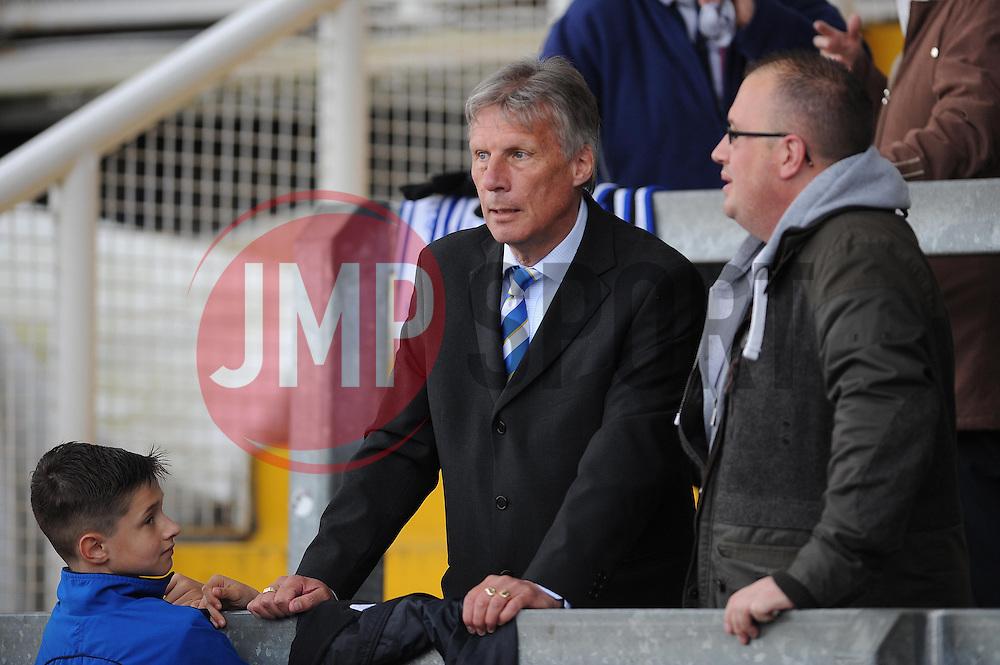 Bristol Rovers Director of Football, John Ward  - Photo mandatory by-line: Dougie Allward/JMP - Mobile: 07966 386802 12/04/2014 - SPORT - FOOTBALL - Bristol - Memorial Stadium - Bristol Rovers v Torquay United - Sky Bet League Two