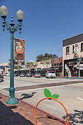 Downtown Covina on Citrus Ave