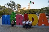 Viaggio in Messico, Merida, 25 novembre 2016 © foto Daniele Mosna