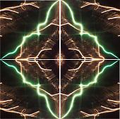 Series #2 - Glowing Green