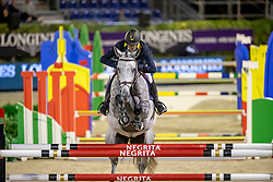 Arroyave Dayro, COL, Baccarat Fontaine<br /> Hyundai Cup of The City of Barcelona<br /> Barcelona 2019<br /> © Hippo Foto - Dirk Caremans<br />  04/10/2019