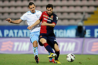 Miroslav Klose Lazio, Davide Astori Cagliari<br /> Trieste 19/5/2013 Stadio Nereo Rocco<br /> Football Calcio 2012/2013 Serie A<br /> Cagliari Vs Lazio <br /> Foto Insidefoto <br /> Fiorentina captain Davide Astori dies suddenly aged 31 . <br /> Astori was staying a hotel with his team-mates ahead of their game on Sunday away at Udinese when he passed away. <br /> Foto Insidefoto